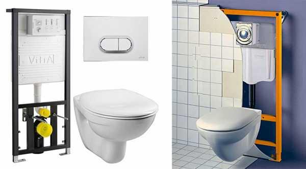Сколько места съедает инсталляция и канализационный стояк