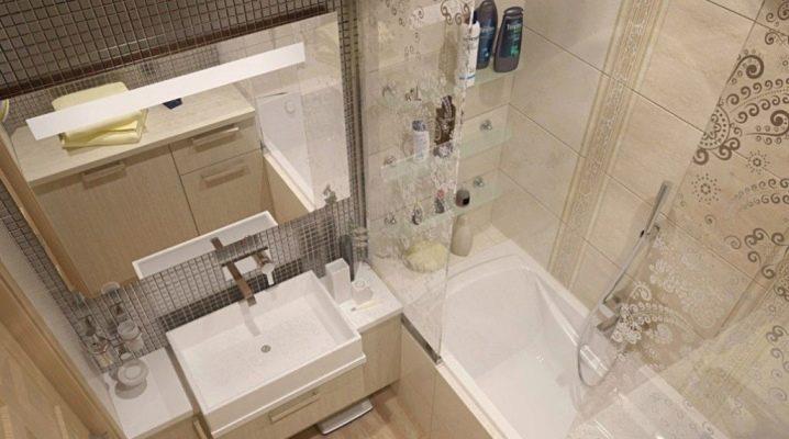Стиральная машина в ванной комнате, как вписать в дизайн