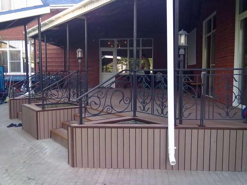 Веранда пристроенная к дому недорого под ключ, веранда к деревянному дому цена строительства в москве