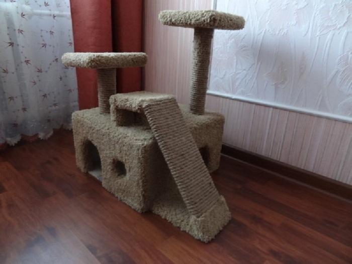 Как сделать домик для кота своими руками: 13 идей и мастер классов