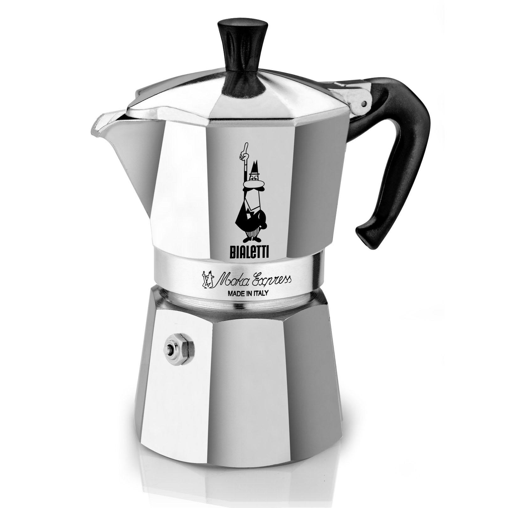 Гейзерные кофеварки: в чем их прелесть и какую выбрать?
