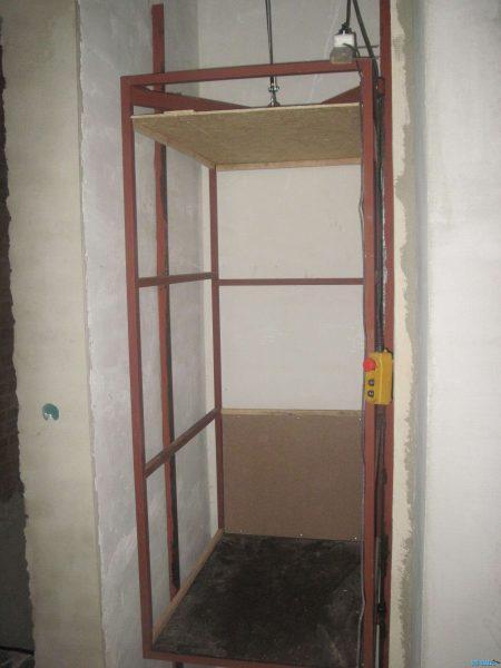 лифт в подвал своими руками