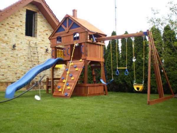 детские площадки во двор