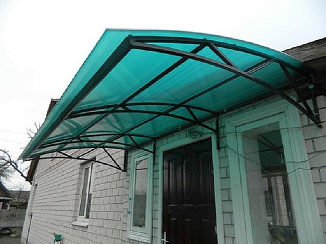 Сотовый поликарбонат цвета - кровля и крыша