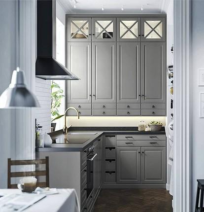 Фасады для кухни в икеа: 45 реальных фото, цены, размеры, обзор всех кухонных фасадов метод из каталога