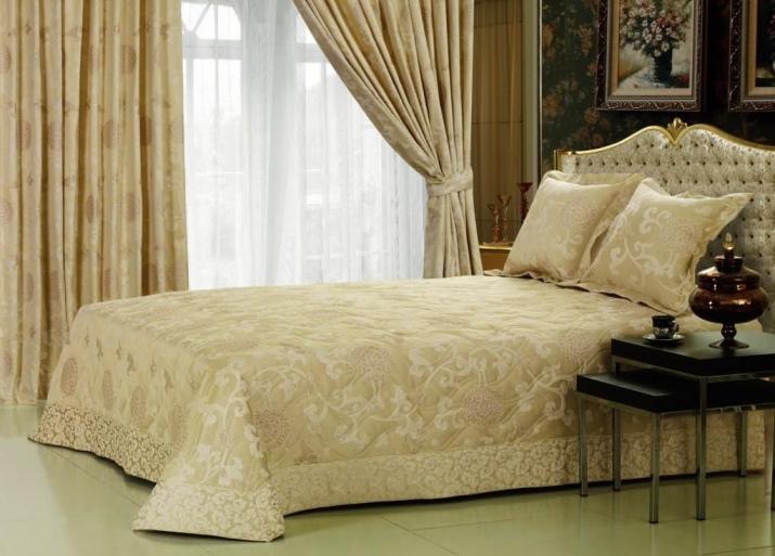 Покрывала для спальни: 85 фото идей выбора гармоничного и актуального дизайна покрывал