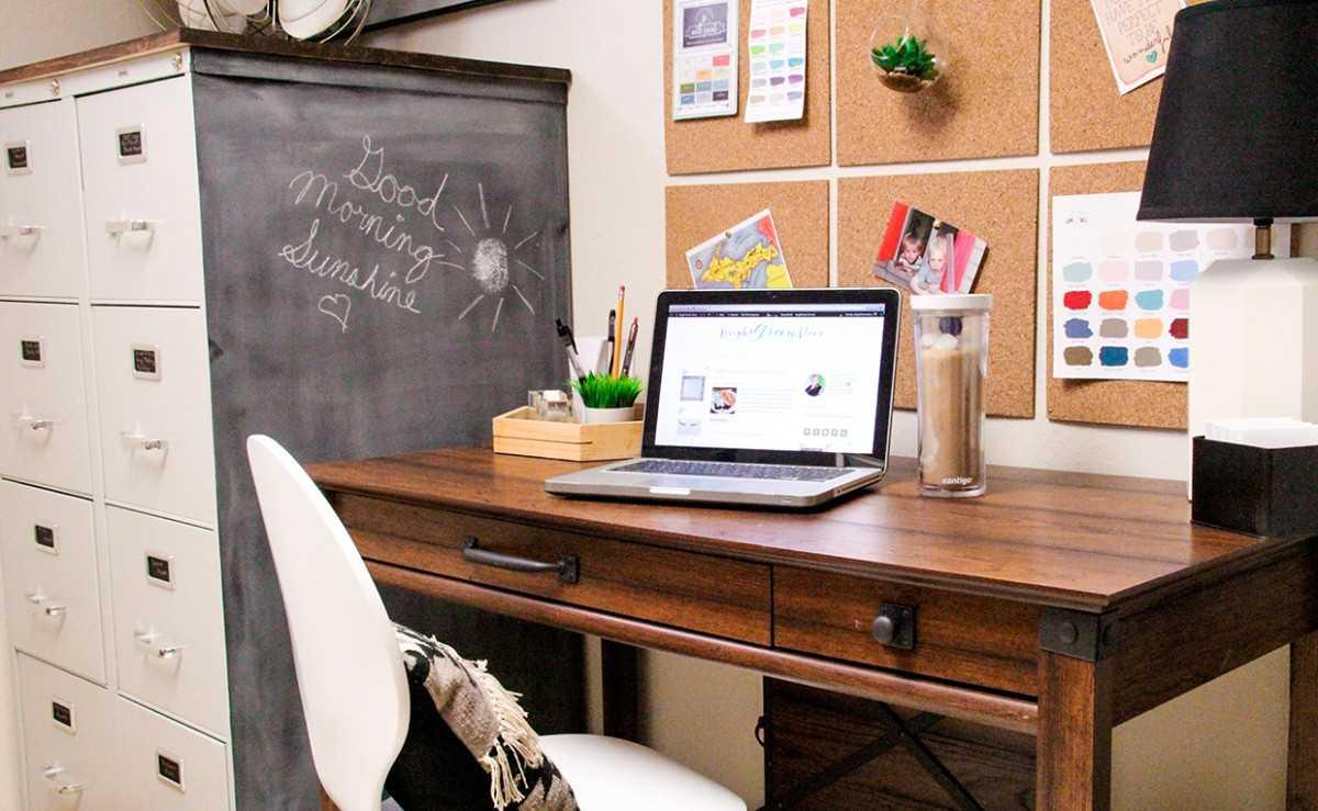 красивые письменные столы