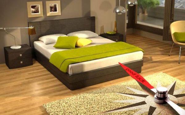 Кровать по фен-шуй - 115 фото подбора формы и материалов