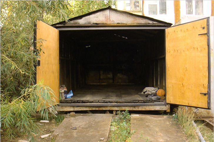Как правильно утеплить металлический гараж изнутри: способы и технология