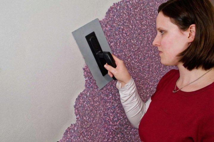 Средство для снятия обоев (41 фото): выбираем жидкость или раствор для удаления старых бумажных и виниловых шпалер со стен