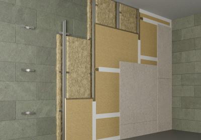 декоративная шумоизоляция стен