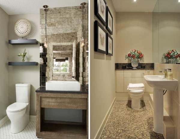 Отделка туалета своими руками: варианты отделки, материалы, дизайн