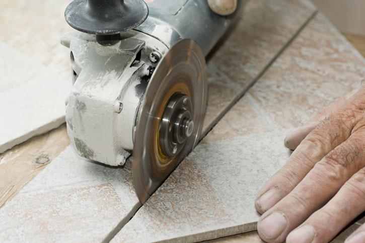 Чем и как резать плитку в домашних условиях