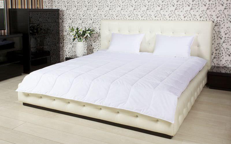 Выбор наполнителя для одеяла: натуральные и искусственные наполнители