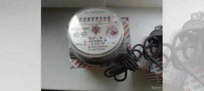Электронный цифровой счётчик для учёта электроэнергии