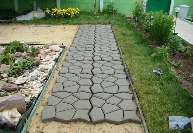 Заливка бетона, или как производится бетонирование площадок своими руками