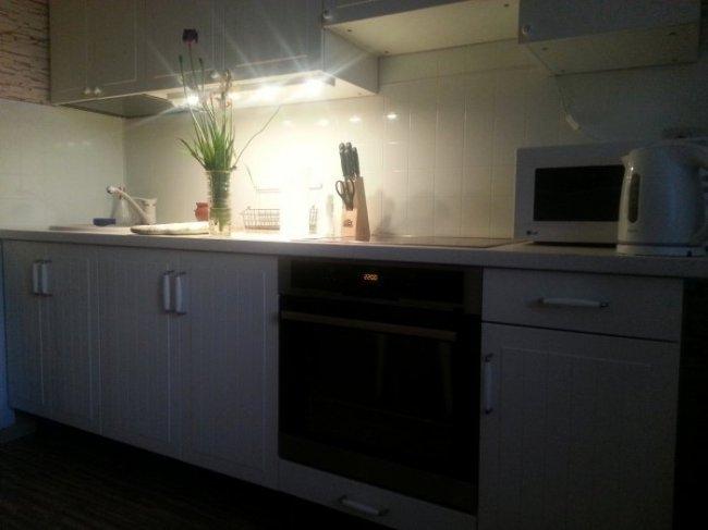 Выбор подсветки под шкафы кухни и не только