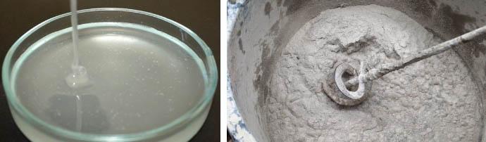 Гидроизоляция жидким стеклом: технология применения цементной продукции, как использовать раствор, пропорции цемента и стекла