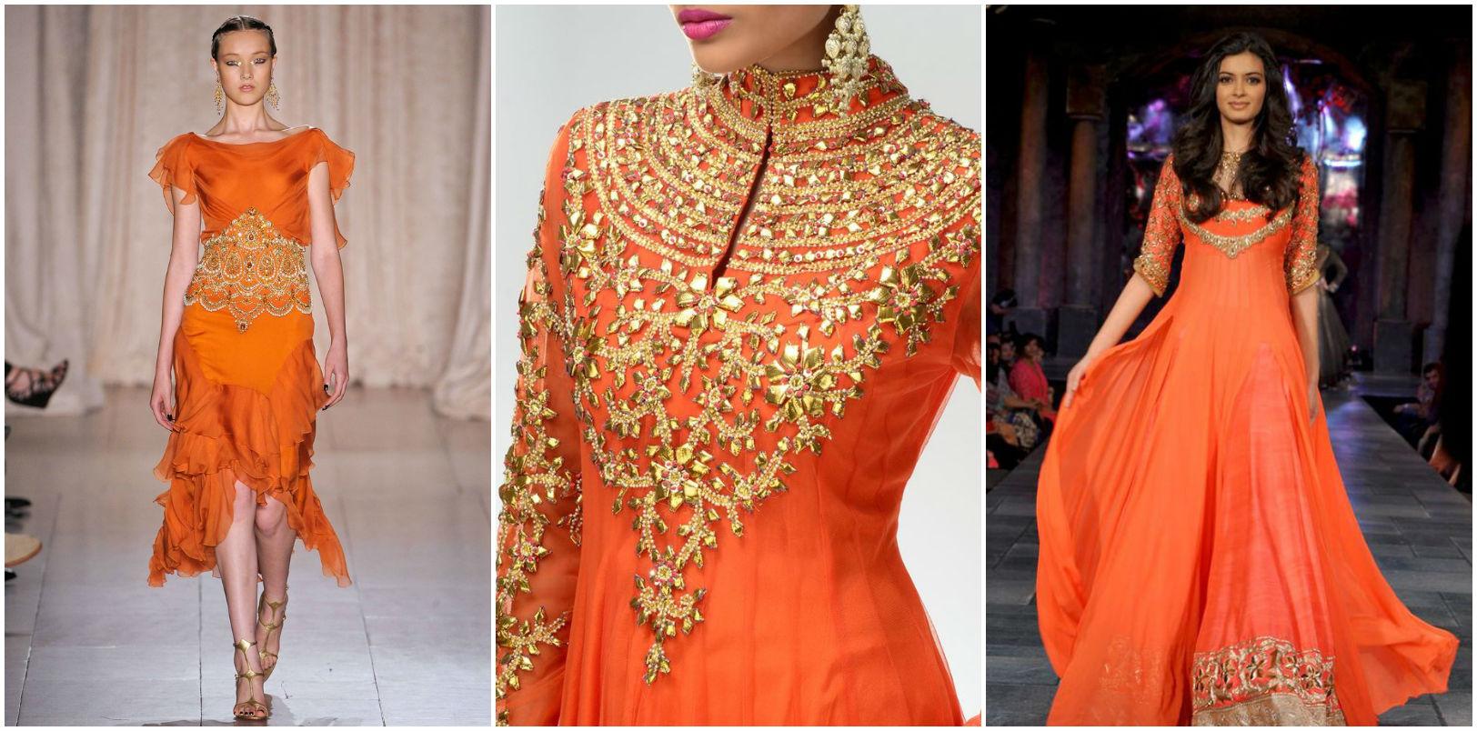 Оранжевый цвет: значение, применение, сочетание   lookcolor