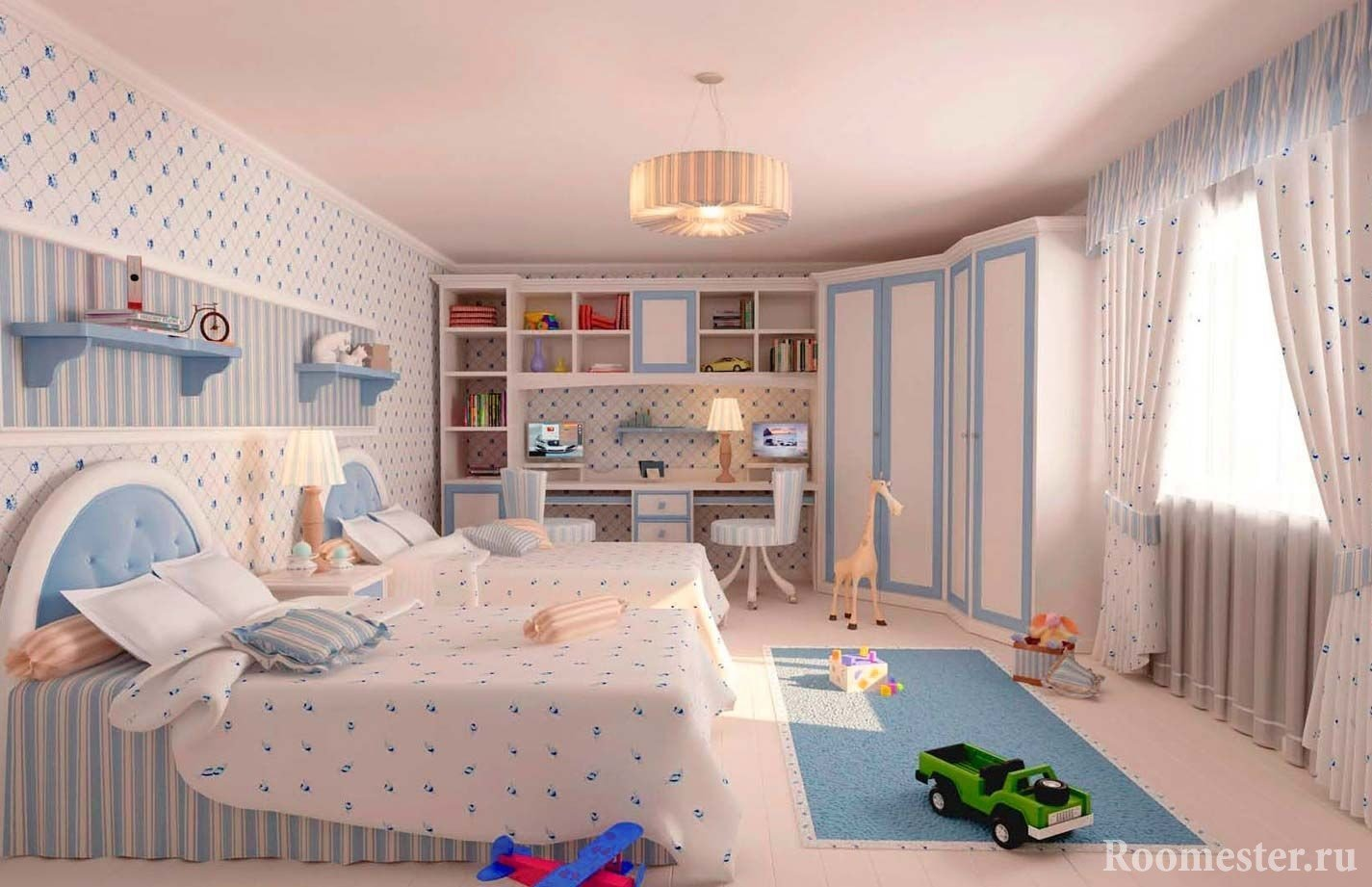 Кровать для девочки 10 лет (27 фото): детские модели в комнату