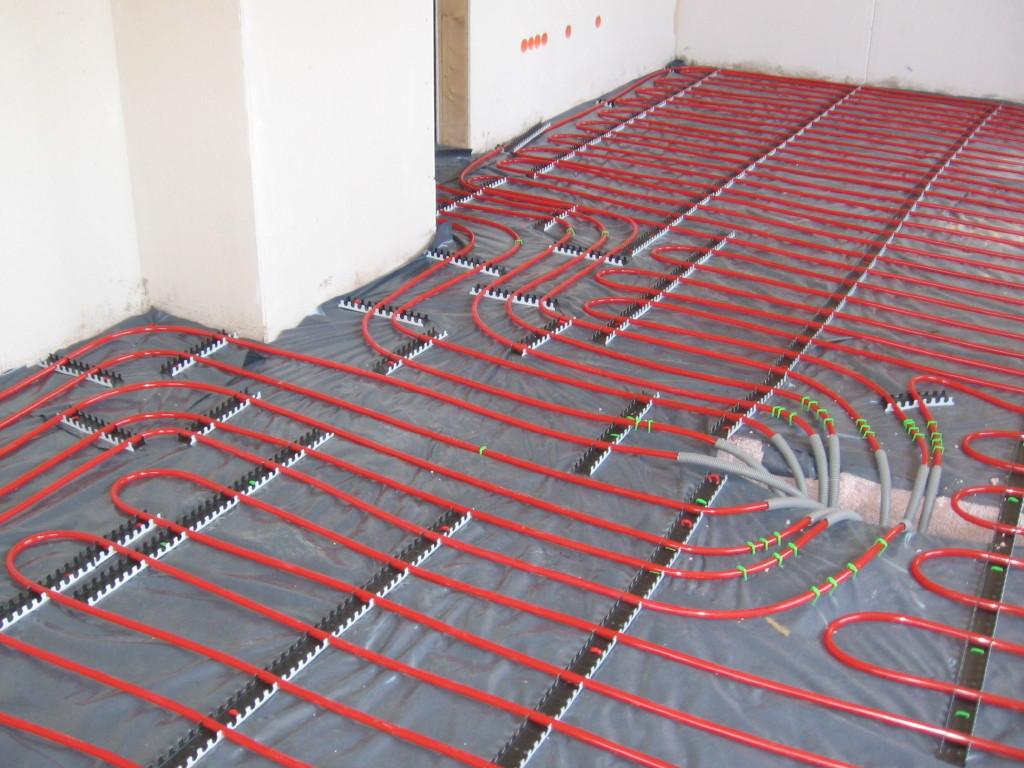 Электрический теплый пол под ковер: плюсы и минусы