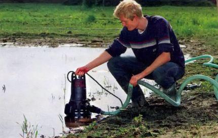 Дренажный насос для грязной воды: советы по выбору