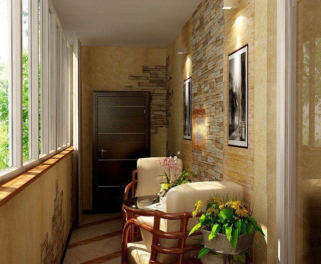 Красивая и качественная обшивка балкона: 4 характеристики материалов