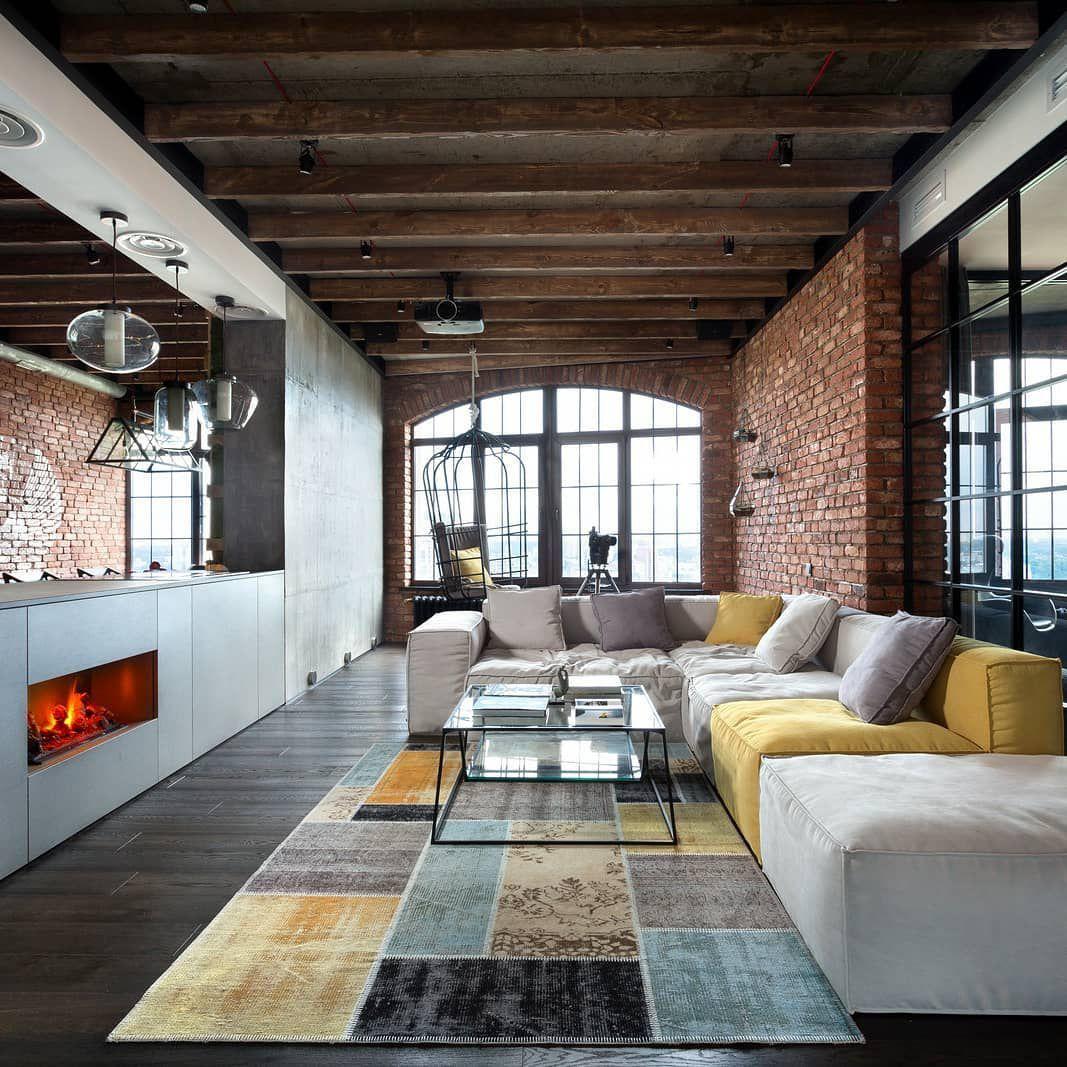 loft дизайн