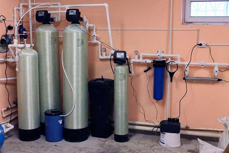 водоподготовка воды из скважины