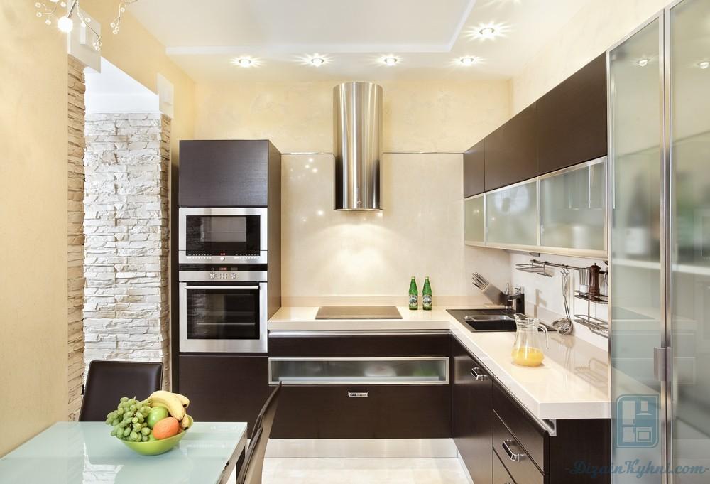 Дизайн кухни в стиле модерн: 70 фото интересных интерьеров кухни, новинки и тренды.
