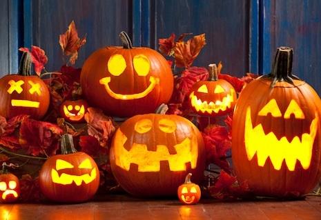 3 идеи как украсить комнату на хэллоуин своими руками.