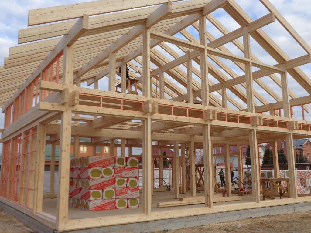 Дома в стиле фахверк, отделка фасада под фахверк, имитация, технология строительства, фото