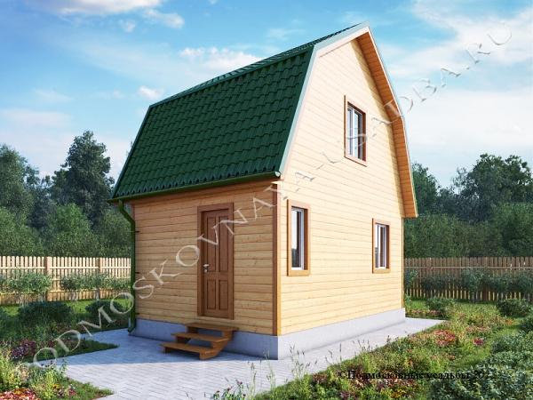 каркас дом