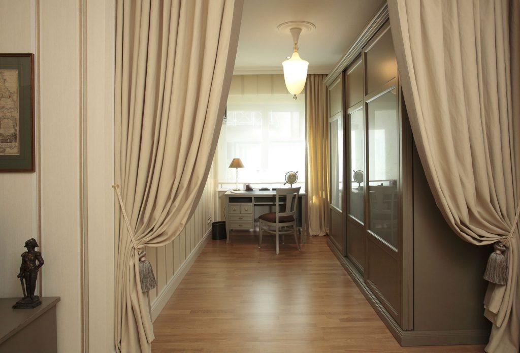 Выбираем ночные шторы