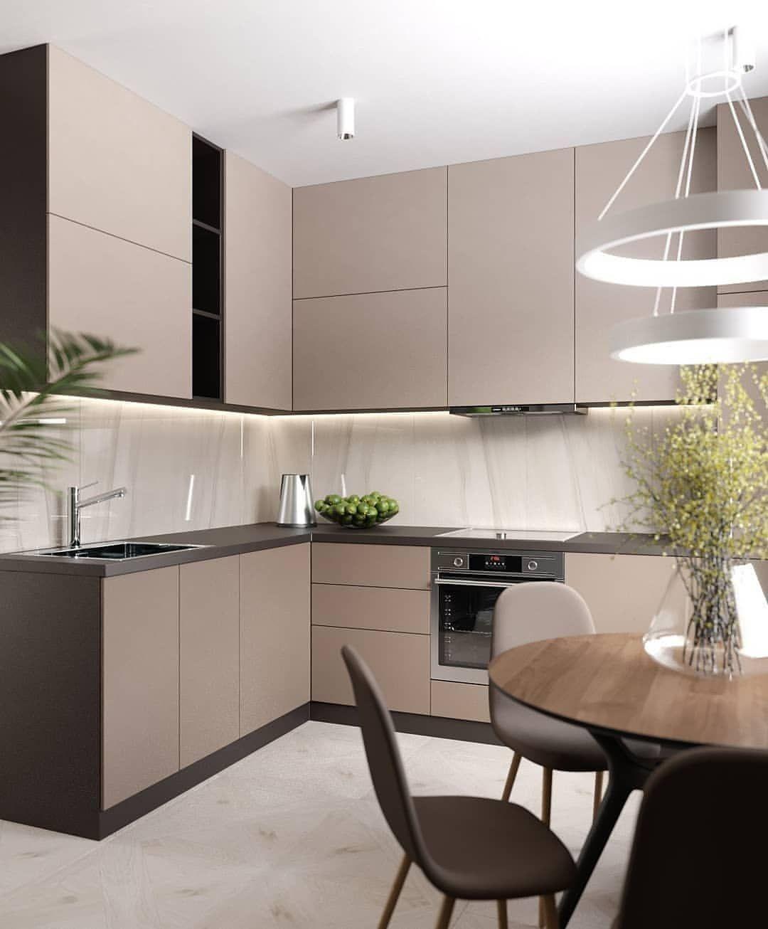 Кухни в стиле модерн: особенности, советы по отделке от топовых дизайнеров