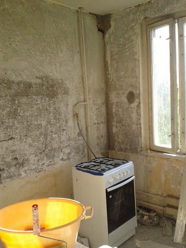 Капитальный ремонт кухни: как сделать полный и качественный ремонт кухни? с чего начать? этапы проведения работ