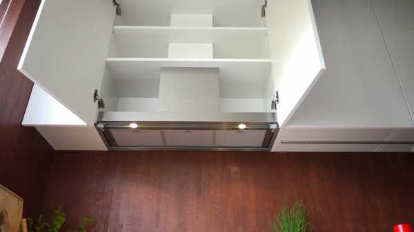 Вытяжка для кухни без воздуховода: устройство, виды, установка