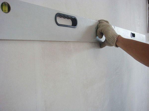 Ошкуривание стен после шпаклевки - клуб мастеров