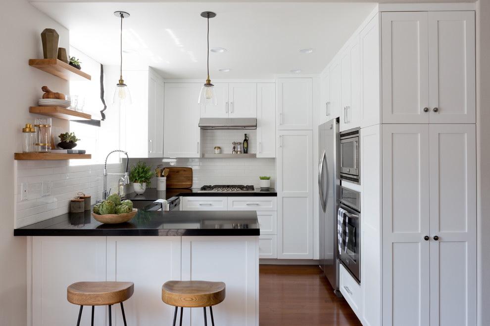 Дизайн кухни в стиле прованс - оформляем интерьер +65 фото
