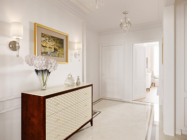 Дизайн интерьера в холле (81 фото): красивое оформление квартиры на втором этаже в частном доме