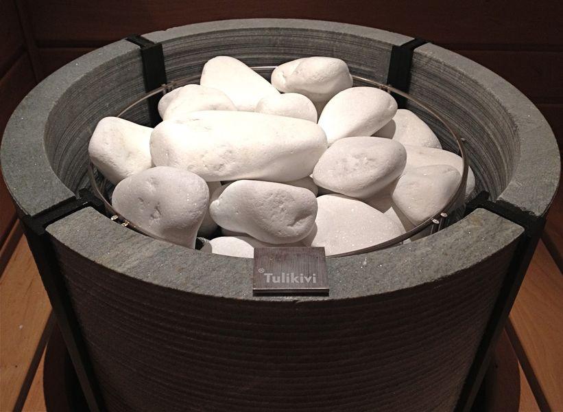 Камни для бани: виды и тонкости выбора