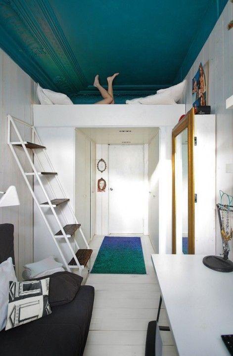 Кровать в гостиной: виды, формы и размеры, идеи дизайна, варианты расположения