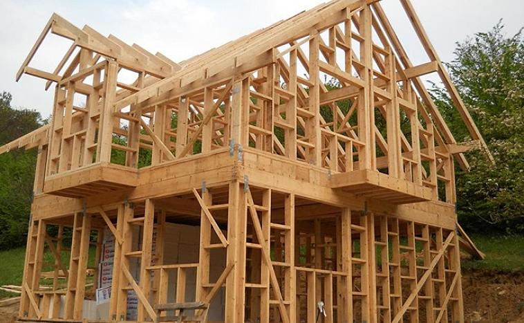 из чего строят современные дома