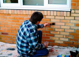 Выбираем идеальную краску для оштукатуренных фасадов