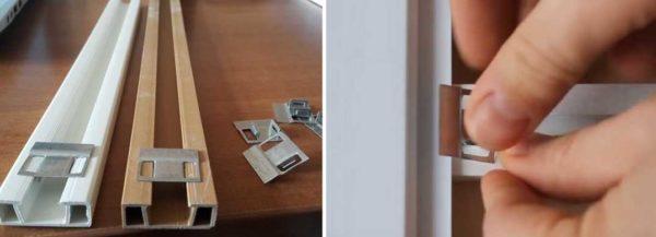 Обрешетка для пвх-панелей: как сделать деревянный обрешетник, каркас из пластикового профиля, тонкости монтажа