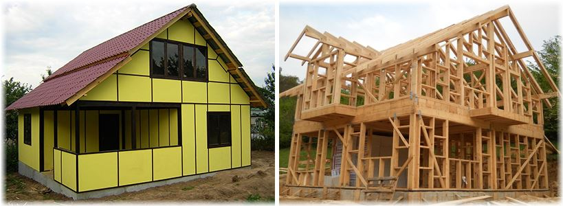 смотреть видео про строительство домов