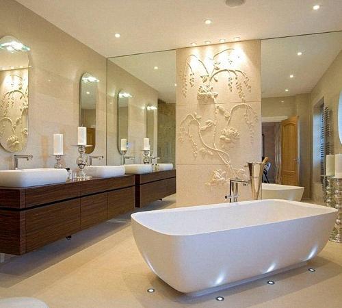 Влагостойкая шпаклевка для ванной комнаты и влажных помещений