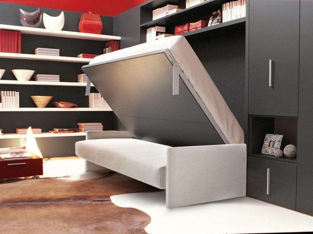 Компактная мебель-трансформер