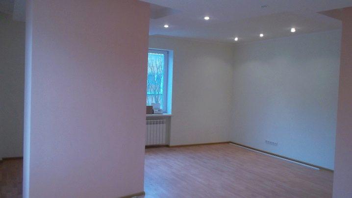 покрасить стены в комнате