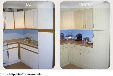 Как обновить кухню своими руками – 70 фото и 3 мастер-класса